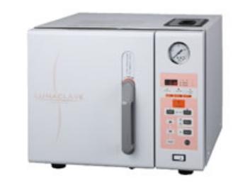 高圧蒸気大型滅菌器 ルナクレーブ